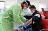 Hiçbir belirti yokken koronavirüs testi yaptıran polis memurunun testi pozitif çıktı