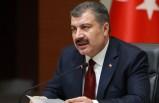 Sağlık Bakanı Koca son vaka ve ölüm sayısını açıkladı