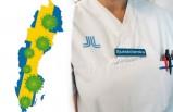 Stockholm'de koronavirüs hastalarına bakan hemşire virüsten hayatını kaybetti