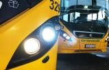 Västmanland bölgesi, koronavirüs nedeniyle ön kapıdan otobüslere binmeyi yasakladı