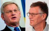 "Carl Bildt'en Anders Tegnell'e ""kibirli"" eleştirisi"
