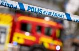 Evde çıkan yangında bir kişinin yanarak can verdiği bildirildi