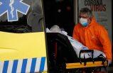 İspanya'da can kayıpları 25 bini geçti