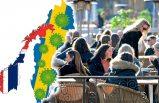 İsveç'teki Covid-19 kaynaklı ölüm oranı, Norveç'e göre 10 kat daha fazla
