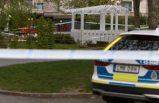 Jönköping'deki bir oyun alanında silahlı saldırı