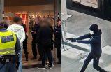 Kista Galleria'da silahlı soygun