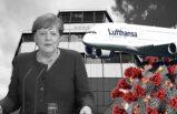 'Merkel Ana', Lufthansa için Avrupa Komisyonuna 'savaş' ilan etti