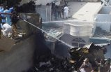 Pakistan'da düşen yolcu uçağından iki mucize kurtuluş