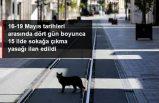 Türkiye'deki 15 ilde 4 günlük sokağa çıkma yasağının detayları belli oldu