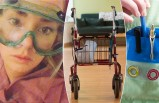 Yaşlılara bakarken, virüse yakalanan İsveçli hemşire başından geçen zor günleri anlattı
