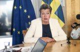 AB Komisyon üyesi Ylva Johansson'dan AB üyesi olmayan ülkelere sınırların açılması çağrısı
