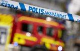 Bir evde çıkan yangın sonucu bir kişi yaşamını yitirdi