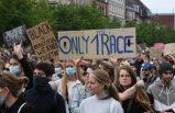 Danimarka'da 15 binden fazla kişi ırkçılık ve polis şiddetini protesto etti