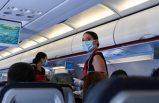 Havayolu şirketlerinden Covid-19 önlemi: Alkollü içecek yasaklanıyor