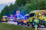 İki aracın karıştığı kazada 6 kişi hastanelik oldu