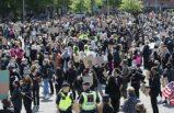 İsveç'te binlerce kişi meydanlarda!