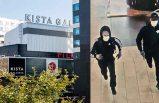 Kista alışveriş merkezine silahlı saldırı