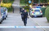 Älvsjö'de silahlı saldırı! Bir kişi ağır yaralandı