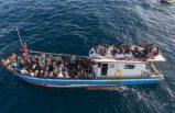 En az 24 göçmeni taşıyan tekneden haber alınamıyor