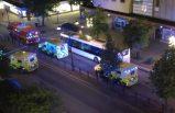 İsveç'te aracı kalabalığın üzerine süren taksi şoförü tutuklandı