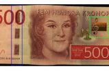İsveç'te sahte banknotlarda büyük artış