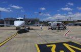 Kazakistan ve Azerbaycan'da koronavirüse yakalanan 4 Türk vatandaşı ambulans uçakla Türkiye'ye götürüldü
