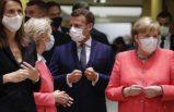 Kritik AB zirvesi Brüksel'de başladı, yardım paketi görüşülüyor