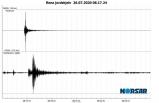 Norveç'te deprem meydana geldi