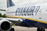 Havada panik: Ryanair uçağının pilot kabininde yangın çıktı