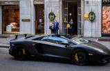 Sosyal yardım alıp Lamborghini ticareti yapan çift gözaltına alındı