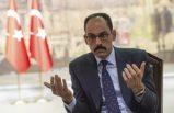 Cumhurbaşkanı sözcüsü İbrahim Kalın'dan İsveç'teki Kur'an-ı Kerim yakma eylemine tepki