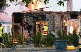 İsveç'te Üniversiteyi ateşe verdi şüphesiyle bir kişi tutuklandı