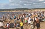 İsveç'in güney sahillerine tatilci akını