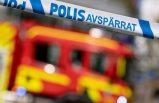 İsveç'te bir tren kundaklandı: Yolcular tahliye edildi