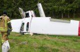 İsveç'te düşen uçakta bulunan iki kişinin öldüğü açıklandı