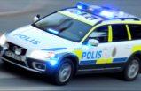 Stockholm'de silahlı bir kişi otobüste yakalandı