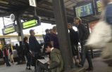 Stockholm, Uppsala ve Knivsta hatlarında tren trafiği durdu