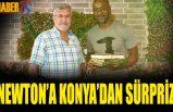 Trabzon Teknik Direktörü Newton'a Kulu'dan  Sürpriz