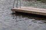 Västerås'ta bir kadın boğuldu