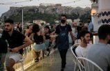 Yunanistan'da virüs başladığından bu yana en yüksek rakamlar: Vaka sayıları rekor kırdı