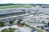Korona krizi İsveç'te bir havalimanını daha kapattırıyor