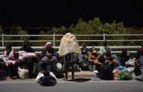 Yunanistan'da Moria kampındaki yangında binlerce sığınmacı evsiz kaldı