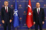 NATO genel sekreteri ile görüşmelerde Çavuşoğlu: Ermenistan doğrudan sivilleri hedef alıyor, bu esasen savaş suçudur