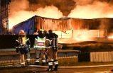 İtfaiye istasyonunda büyük yangın