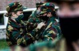 Koronavirüsle mücadele için ordu göreve çağırıldı