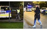 Stockholm'de bir kişi sırtından kurşunlandı