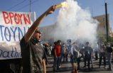 Yunanistan'da kamu personeli grevi nedeniyle hayat durdu
