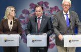 Başbakan Löfven'den yeni kısıtlama mesajları