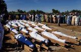 Dünyada katliamlar bitmiyor: Tarlada çalışan 110 çiftçi öldürüldü