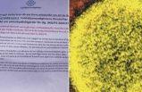 Halk Sağlığı Kurumu sahte mektuplara karşı uyardı